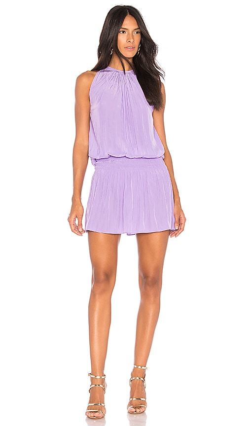 RAMY BROOK Paris Dress in Purple
