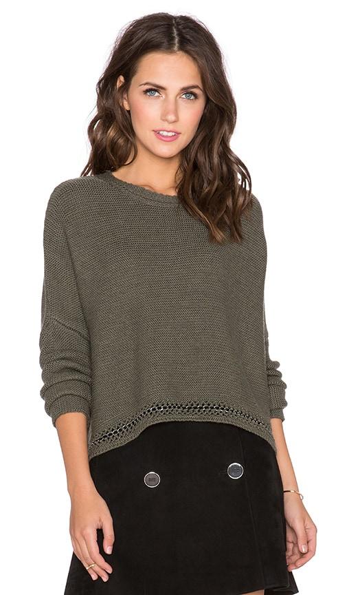 Frankie Chain Link Sweater