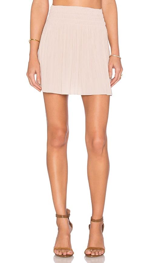 RAMY BROOK Paris Skirt in Blush