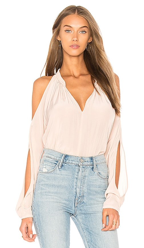 RAMY BROOK Milan Top in Blush