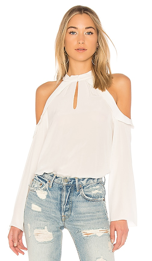 RAMY BROOK Martie Top in White