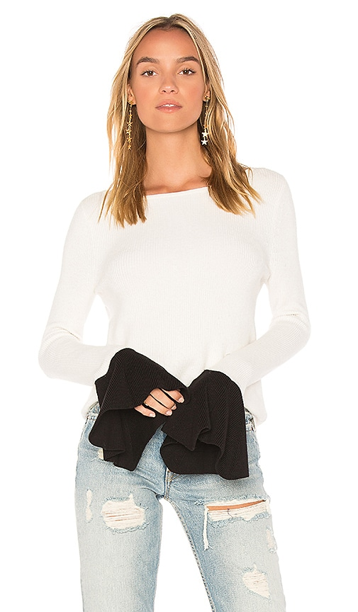 RAMY BROOK Francette Top in White