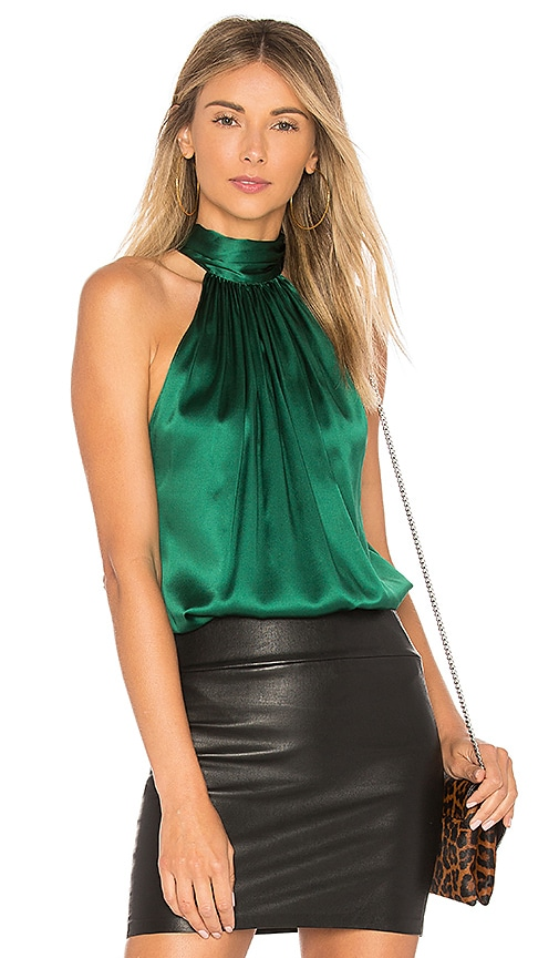 RAMY BROOK Paige Top in Green