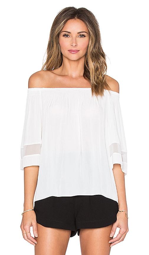 RAMY BROOK Jessa Top in Soft White