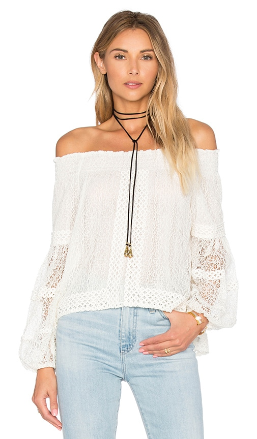 Vita Off the Shoulder Top