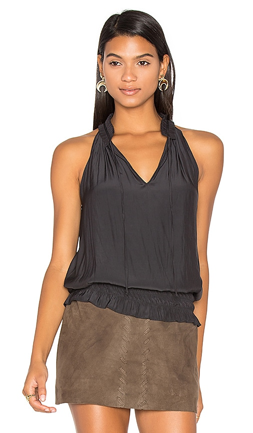 RAMY BROOK Eliza Tank in Black