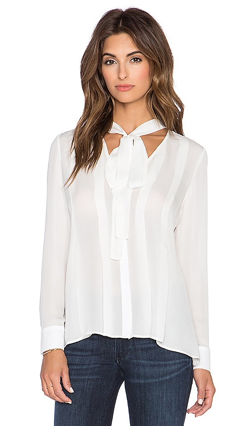 RAMY BROOK Carina Blouse in Soft White