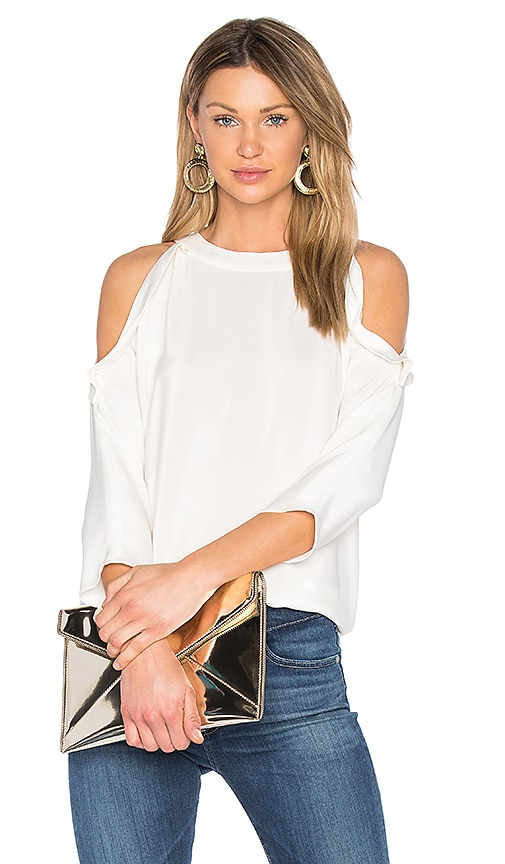 RAMY BROOK Vivica Top in Ivory