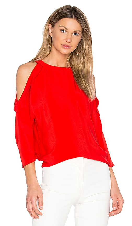 RAMY BROOK Vivica Top in Red