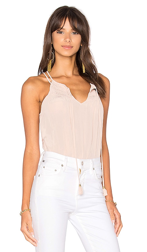 RAMY BROOK Marissa Tank in Pink