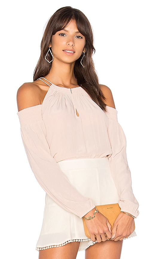 RAMY BROOK Heidi Top in Pink
