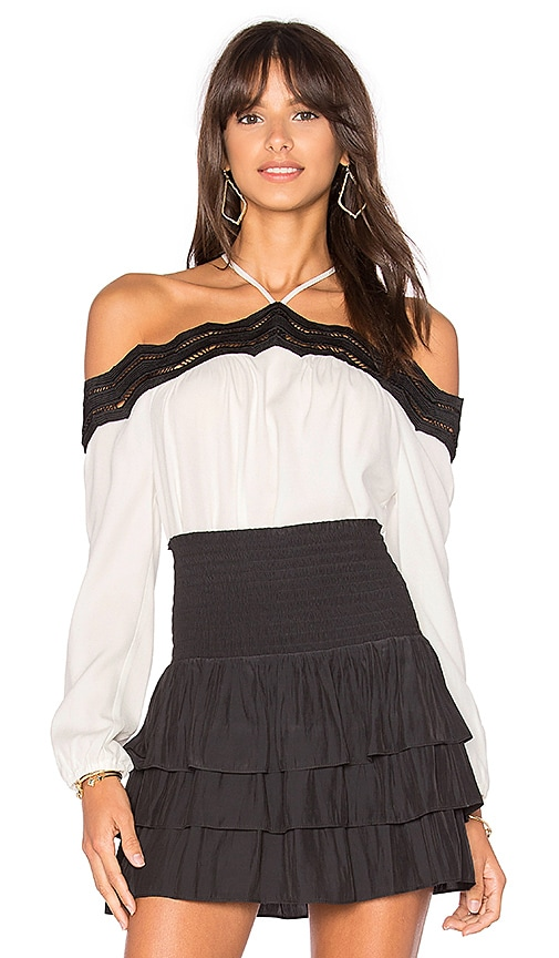 RAMY BROOK Sandy Top in White