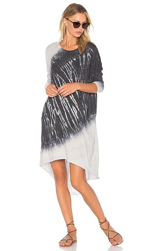 Raquel Allegra Oversize Dress in Gray