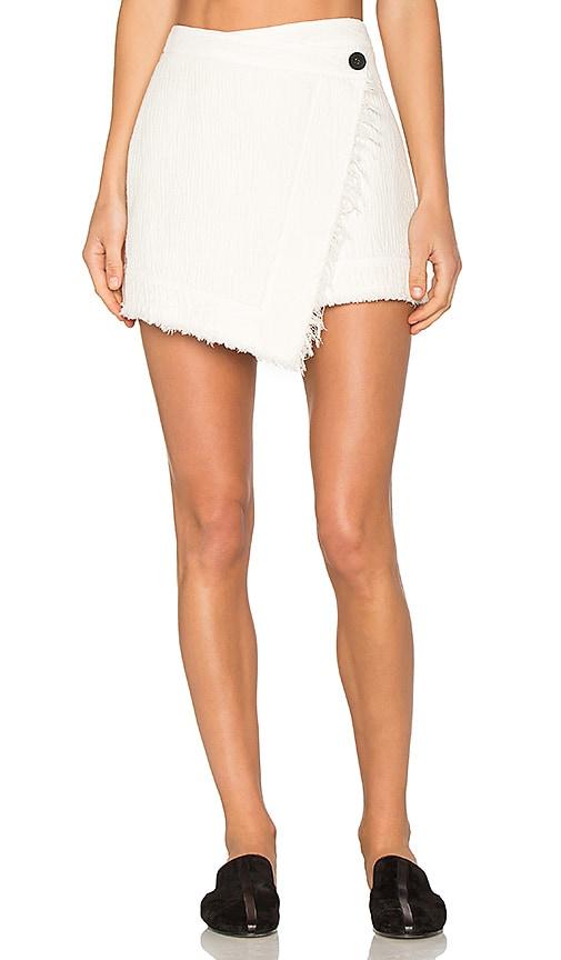 White Wrap Skirt | REVOLVE