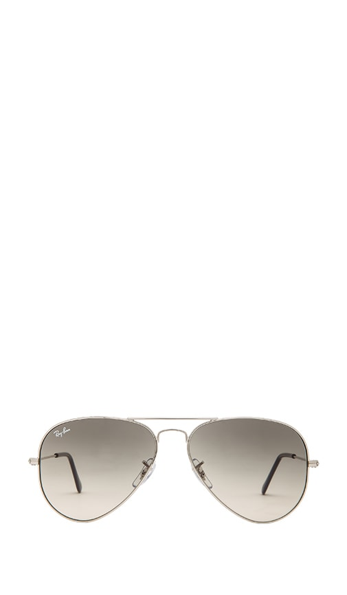 Aviator with Mirrored Lens