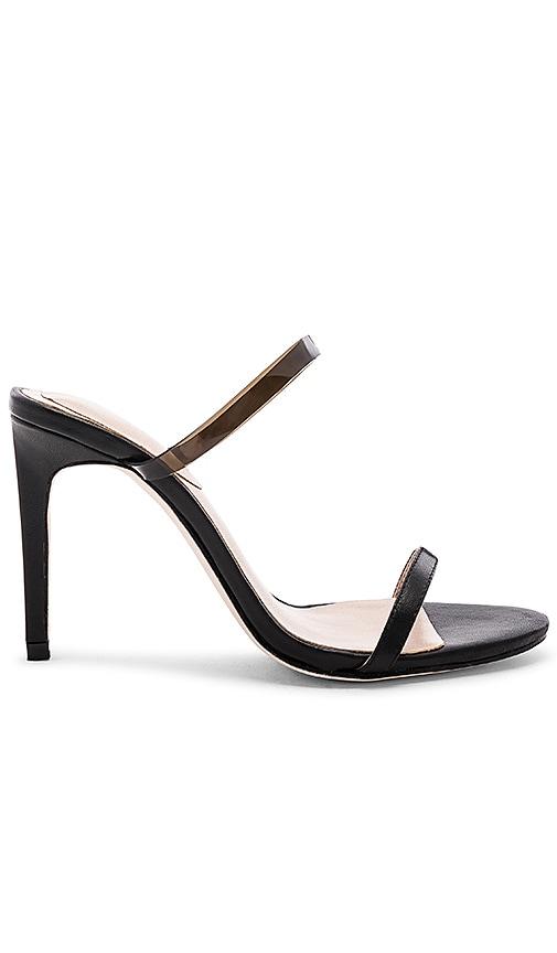 Brindis Heel in Black. - size 7 (also in 5.5,6,6.5,7.5,8,8.5,9,9.5) Raye