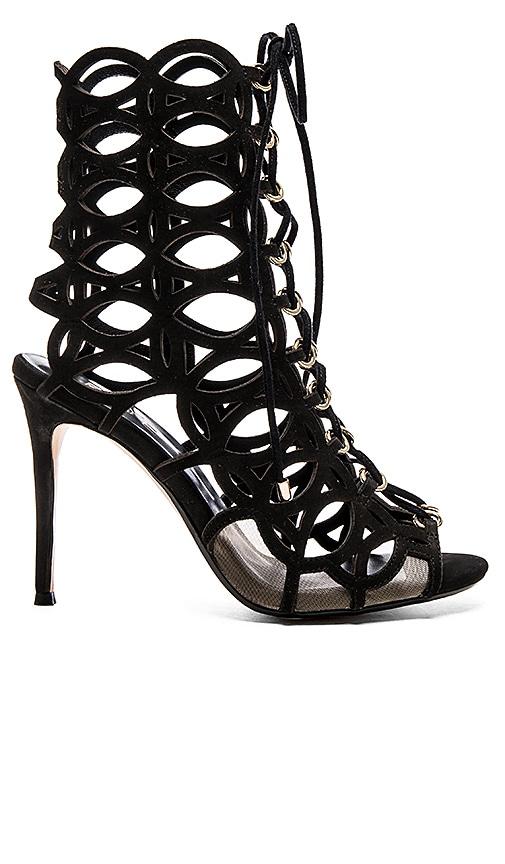 RAYE Beatrix Heel in Black