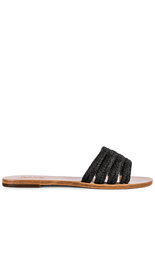 Twist Sandal by Raye