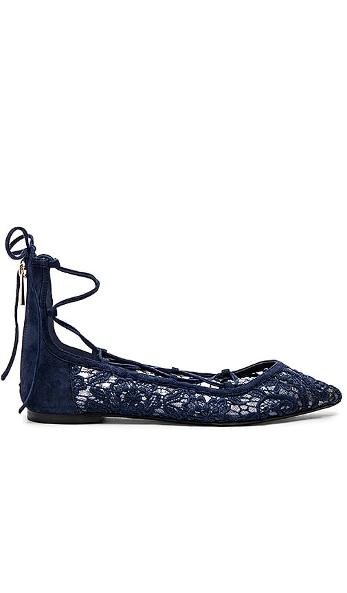 RAYE Pippa Flat in Navy