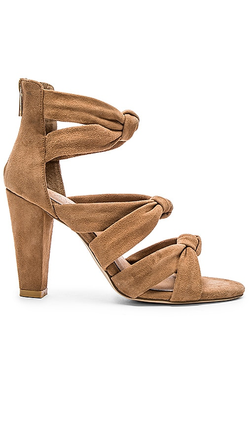 RAYE Nat Heel in Tan