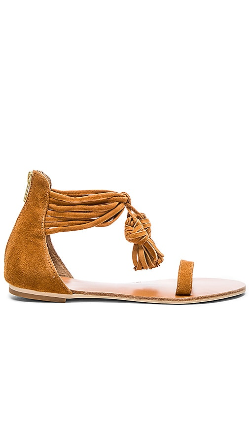 RAYE x REVOLVE Skye Sandal in Tan