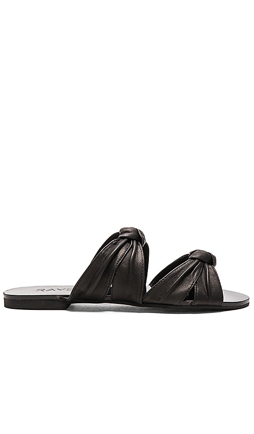 RAYE Naomi Sandal in Black
