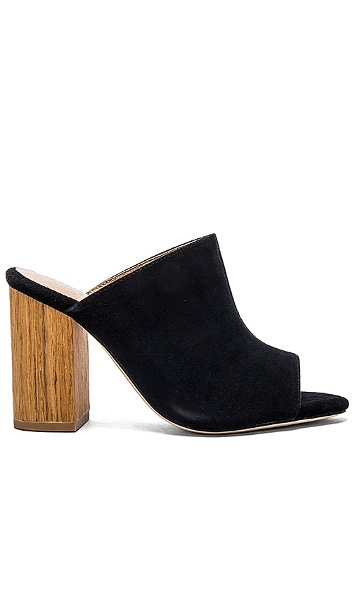 RAYE Leighton Mule in Black