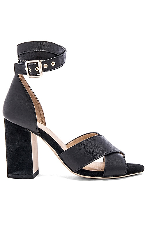 RAYE Lily Heel in Black