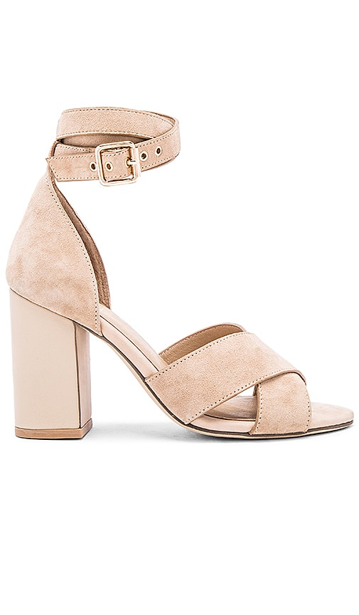 RAYE Lily Heel in Tan