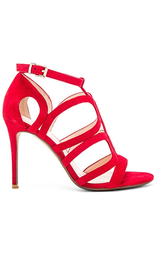 RAYE Baldwin Heel in Red