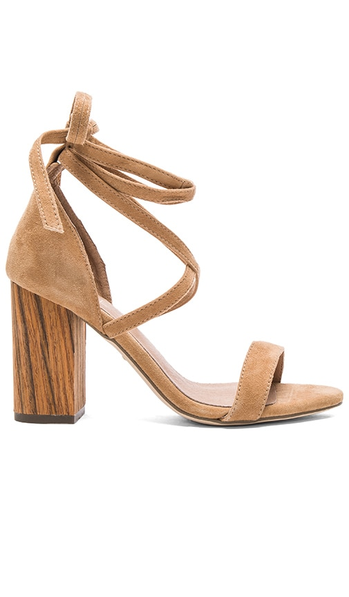 RAYE Layla Heel in Tan