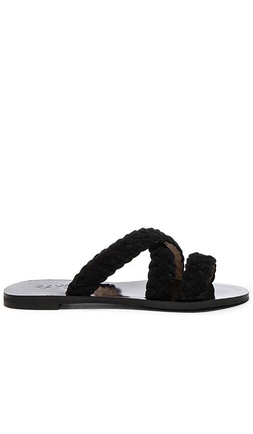 RAYE Sahara Sandal in Black