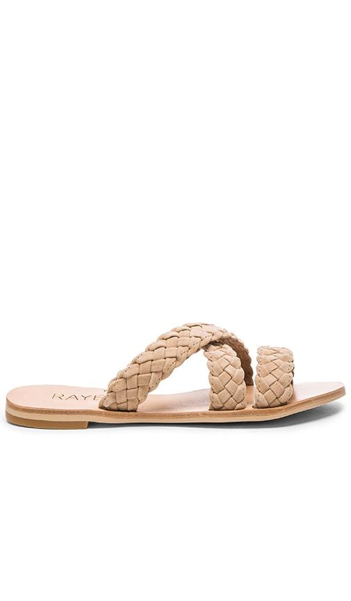 RAYE Sahara Sandal in Beige