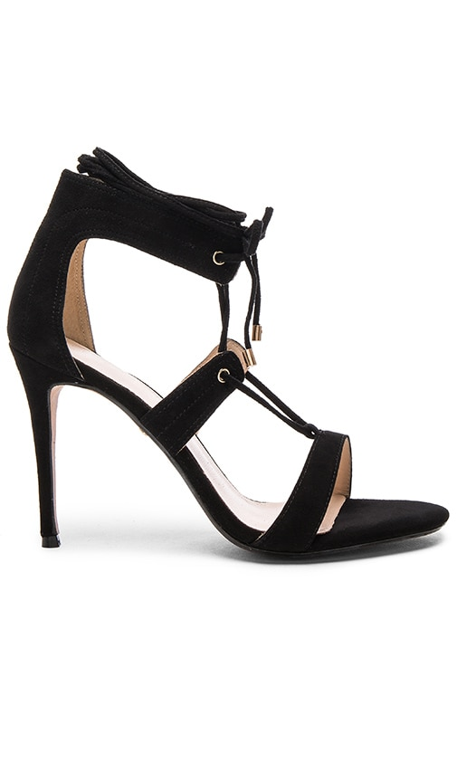 RAYE Byron Heel in Black