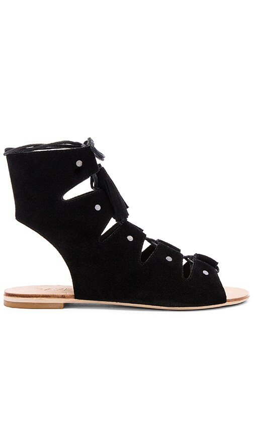RAYE Sydney Sandal in Black