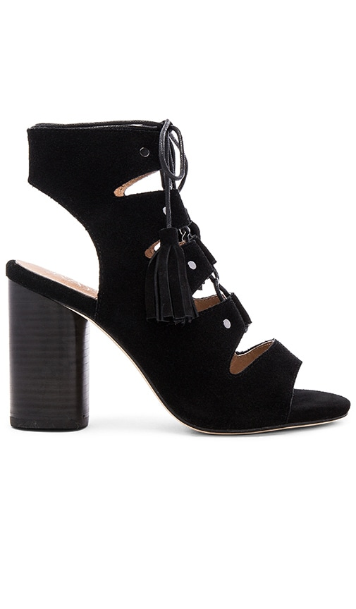 RAYE Mila Heel in Black