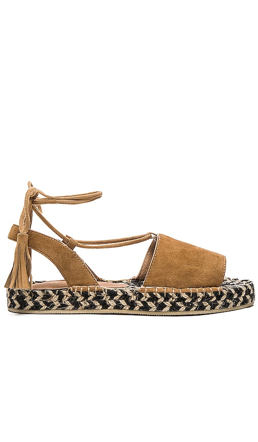 RAYE Devon Sandal in Tan