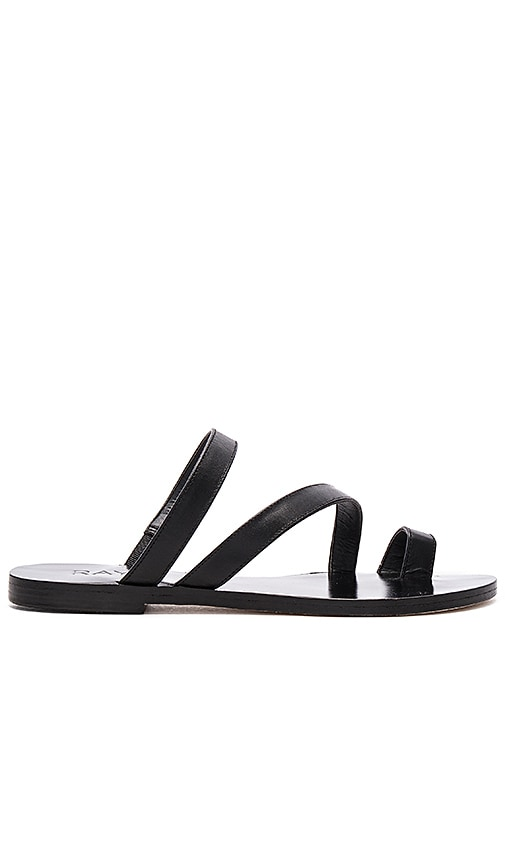 RAYE Sisley Sandal in Black