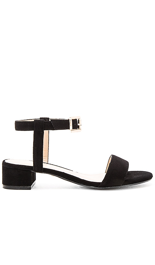 RAYE Andie Sandal in Black