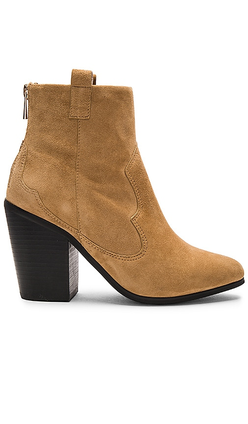 RAYE Ella Bootie in Tan