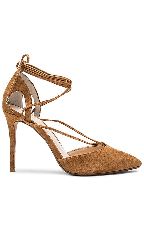RAYE Tamrin Pump in Cognac