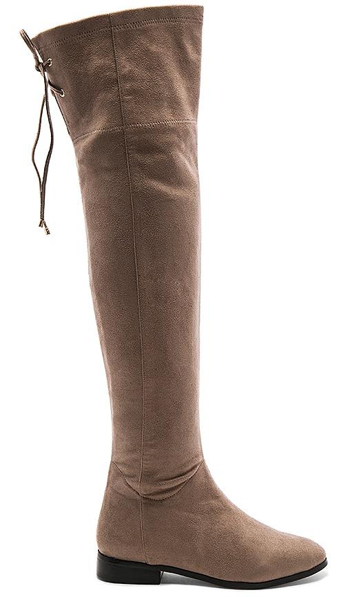 RAYE x Tularosa Ginny Boot in Taupe