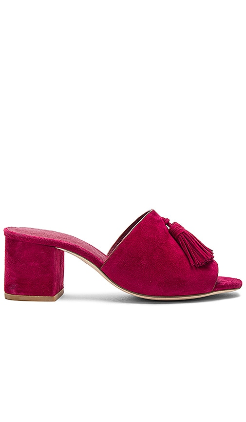 RAYE x STONE_COLD_FOX Calista Sandal in Fuchsia