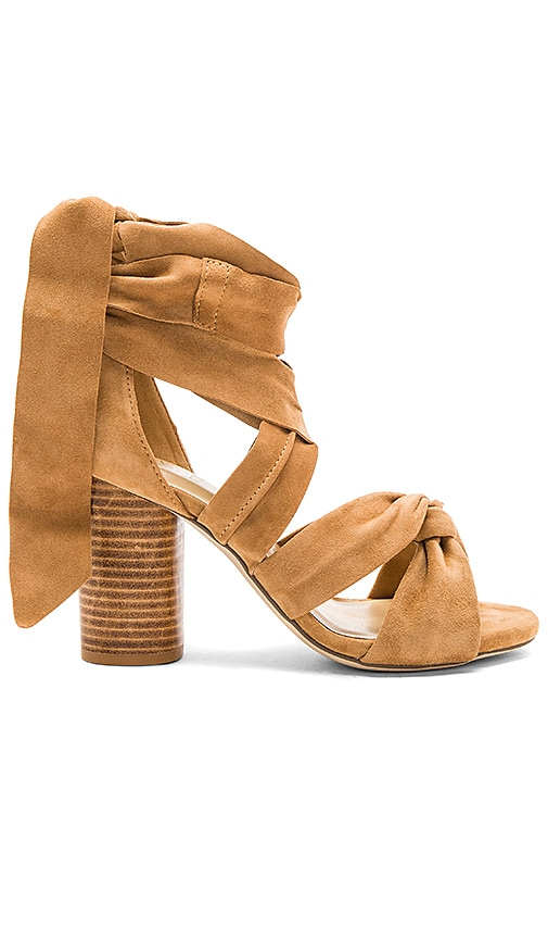 RAYE Myra Heel in Tan