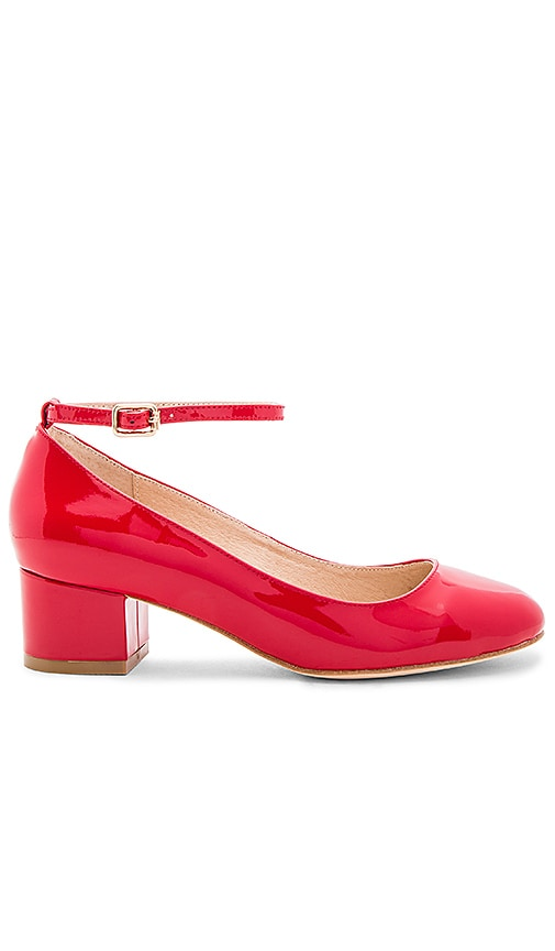 RAYE x REVOLVE Reina Pump in Red