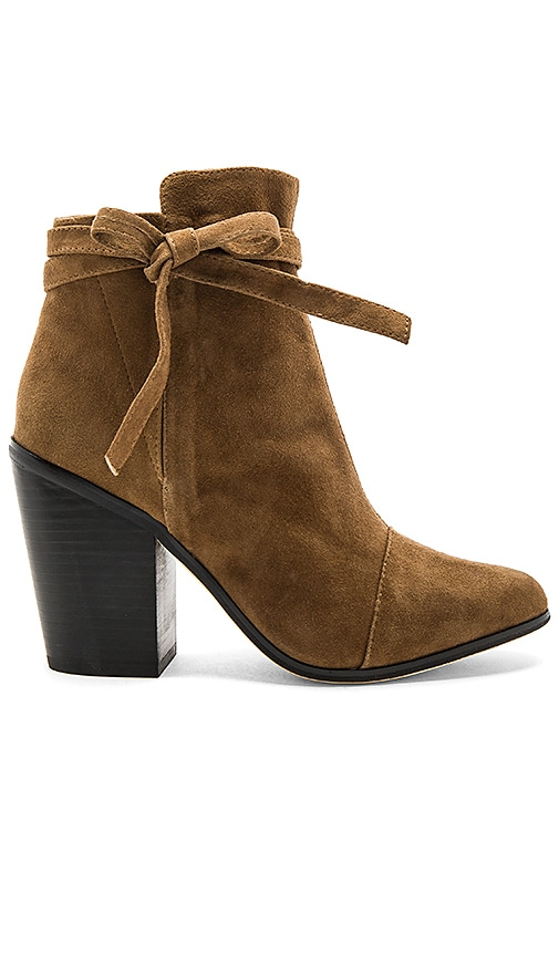 RAYE Elsa Bootie in Brown