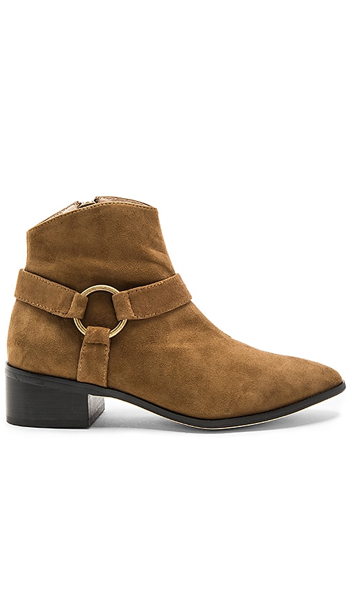 RAYE Keaton Bootie in Brown