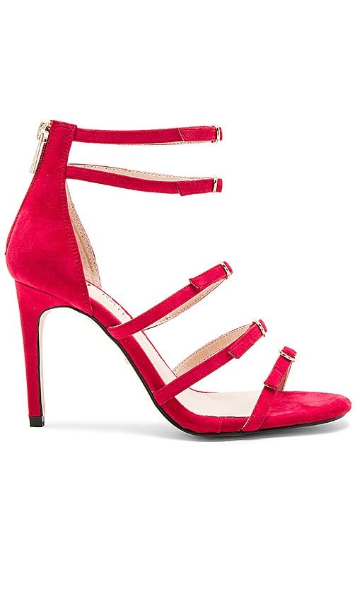 RAYE x NBD x REVOLVE Hunter Heel in Red