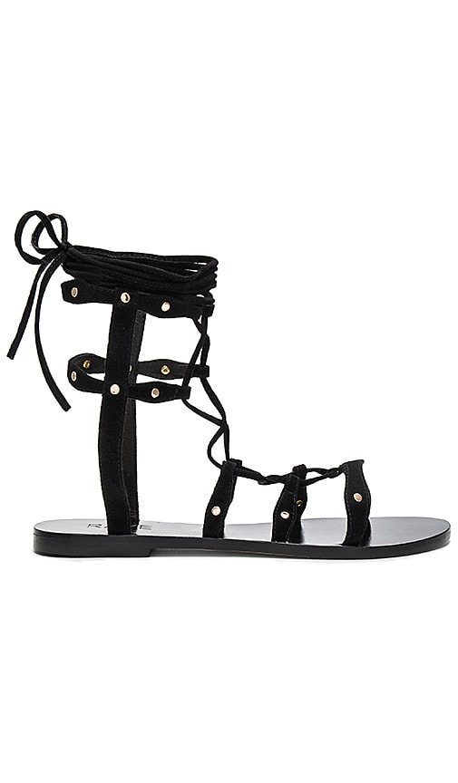 RAYE Sage Sandal in Black
