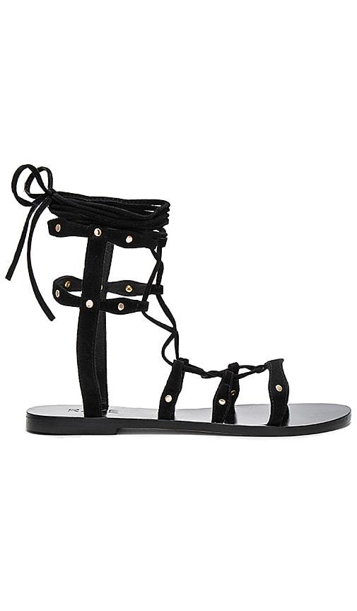 RAYE Sage Sandal in Black